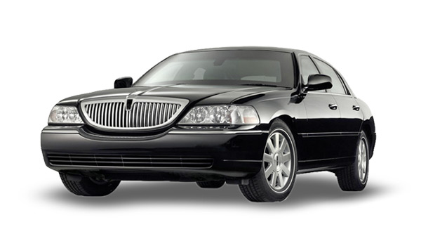 The Lincolwn Towncar is ideal for a comfortable safe ride to the airport. The Lincoln Towncar accomodates up to 3 passengers and 4 suitcases